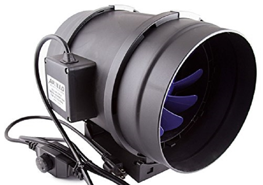 Best Inline Duct Fan for Growing your Marijuana Garden